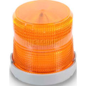 Edwards Signaling 48XBRMA120A Dual Mode LED Beacon Amber 120V AC