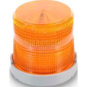 Edwards Signaling 48XBRMA24D Dual Mode LED Beacon Amber 24V DC