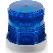 Edwards Signaling 48XBRMB120A Dual Mode LED Beacon Blue 120V AC