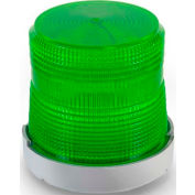 Edwards Signaling 48XBRMG24D Dual Mode LED Beacon Green 24V DC