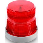 Edwards Signaling 48XBRMR120A Dual Mode LED Beacon Red 120V AC