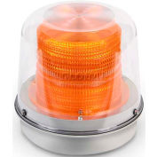 Edwards Signaling 94DFA-N5 Double Flash Xenon Strobe Amber 120V AC
