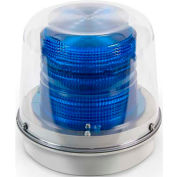 Edwards Signaling 94DFB-N5 Double Flash Xenon Strobe Blue 120V AC