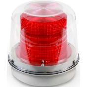 Edwards Signaling 94DFR-N5 Double Flash Xenon Strobe Red 120V AC