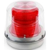 Edwards Signaling 94DV2R-N5 Division 2 Xenon Strobe Red 120V AC