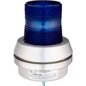 Edwards Signaling 95B-N5 Xenon Strobe With Horn Blue 120V AC