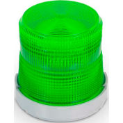 Edwards Signaling 96BG-N5 Small Xenon Strobe Green 120V AC