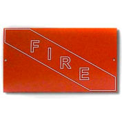 Edwards Signaling, MFC-A, Multi-Function Cabinet, Fire Alarm Accessory Enclosure