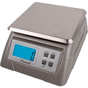 Escali 136KP Alimento NSF Certified Digital Scale, 13lb x 0.1oz/6000g x 1g, Stainless Steel