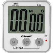 Escali® DR1-Extra Large Display Digital Timer