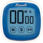 Escali® DR3-U-Touch Screen Digital Timer, Blue