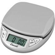 Digital Kitchen Scale 11lb x 0.1oz/5000g x 1g Silver