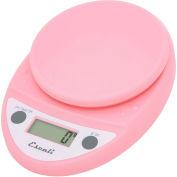 Digital Kitchen Scale 11lb x 0.1oz/5000g x 1g Pink