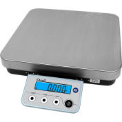 "Digital Portion Control Scale 13lb x 0.1oz/6kg x 2g 12"" x 12"" Platform"