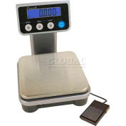 "Digital Portion Control Scale 13lb x 0.1oz/6kg x 2g 6-3/8"" x 6-3/8"" Platform"