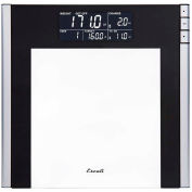 Digital Bathroom Scale 400lb x 0.2lb/180kg x 100g With Extra Large Display