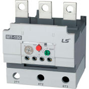 Electro-Mec Overload Relay MT-150/3K-55L, 45-65A, Class 10, Differential, Lug