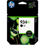 HP C2P23AN (HP 934 XL) High-Yield Ink, 1000 Page-Yield, Black