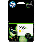 HP C2P26AN (HP 935 XL) High-Yield Ink, 825 Page-Yield, Yellow