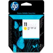 HP® 11 Printhead C4813A, Yellow