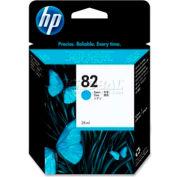 HP® 82 Ink Cartridge C4911A, Cyan