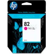 HP® 82 Ink Cartridge C4912A, Magenta