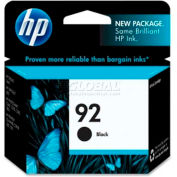 HP® 92 Ink Cartridge C9362WN, Black