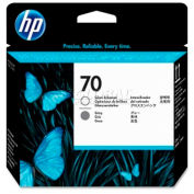 HP® 70 Printhead C9410A, Gloss Enhancer and Gray