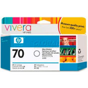 HP® 70 Ink Cartridge C9459A, Gloss Enhancer