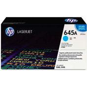 HP® HP 645A, (C9731A) Cyan Original LaserJet Toner Cartridge