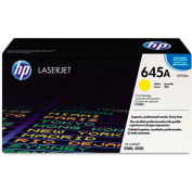 HP® HP 645A, (C9732A) Yellow Original LaserJet Toner Cartridge