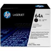 HP® 64A Toner Cartridge CC364A, Black