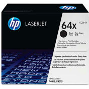 HP® HP 64X, (CC364X) High Yield Black Original LaserJet Toner Cartridge