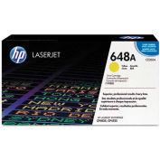 HP® HP 648A, (CE262A) Yellow Original LaserJet Toner Cartridge