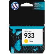 HP® 933 Ink Cartridge CN060AN, Yellow