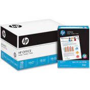 "HP® Office Paper, 8-1/2"" x 11"", 20 lb, White, 5000 Sheets/Carton"