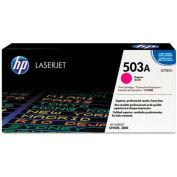 HP® HP 503A, (Q7583A) Magenta Original LaserJet Toner Cartridge