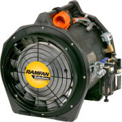 "Ramfan 12"" Intrinsically Safe Air Driven Blower, Model AFi75 2042 CFM"