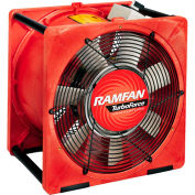 "Euramco Safety 16"" Smoke Removal Fan With Explosion Proof Motor EG8000X 1-1/2 HP 4459 CFM"