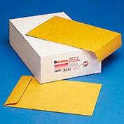 Self-Stick Heavyweight Kraft Catalog Envelopes, 28-lb., 10 x 13, 250/Box