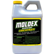 Moldex® Mold Killer & Mildew Killer & Cleaner Concentrate, 64oz Bottle 1/Case - 5510 - Pkg Qty 4
