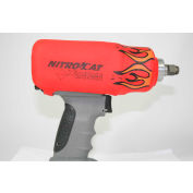 NITROCAT® 1200-KBR Red-Flame Protective Boot Cover