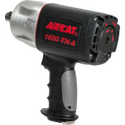 "AIRCAT® 1600-TH-A 3/4"" ""Super Duty"" Impact Wrench 4,500 BPM Composite Twin Hammer"