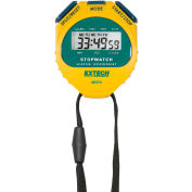 Extech 365510 Stopwatch/Clock, Yellow