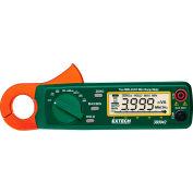 Extech 380942-NIST Mini Clamp Meter, Green/Orange NIST Certified