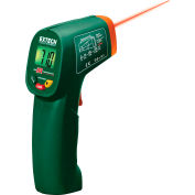 Extech 42500-NIST Mini IR Thermometer, 1 Data Memory Recall Count, 0.4lbs. NIST Certified