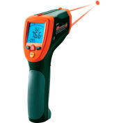 Extech 42570-NISTL Dual Laser Infrared Thermometer, 1 Data Memory Recall Count, 0.64lbs. NIST Cert.