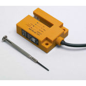 Extech 461957 Photoelectric Sensor For 461950 Panel Tachometer, Digital, Black, Up to 15,000 RPM