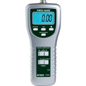 Extech 475055-NIST High Capacity Force Gauge, Silver/Green, RS-232, NIST Certified NIST Certified