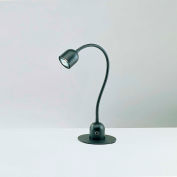 "Electrix 6000 Portable Halogen Desk Lamp, 25"" Reach, MR-16, 120V, 20W"